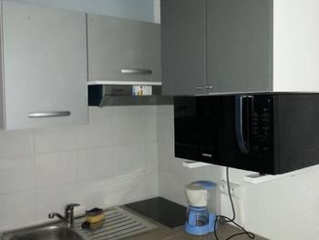 Appartement meublé 3 pièces 36 m2
