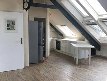 Appartement 2 pièces 40,77 m2
