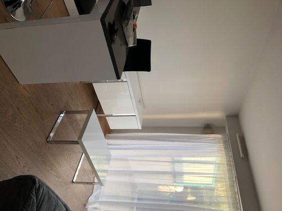 Location studio meublé 22,49 m2