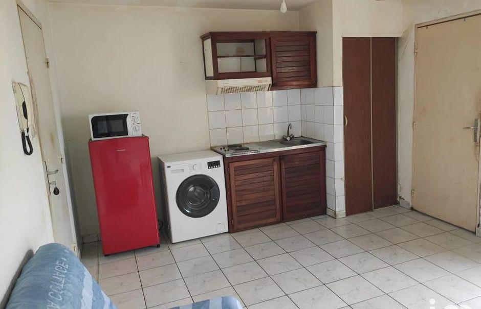 Vente studio 1 pièce 24 m² à Moufia (97490), 51 000 €