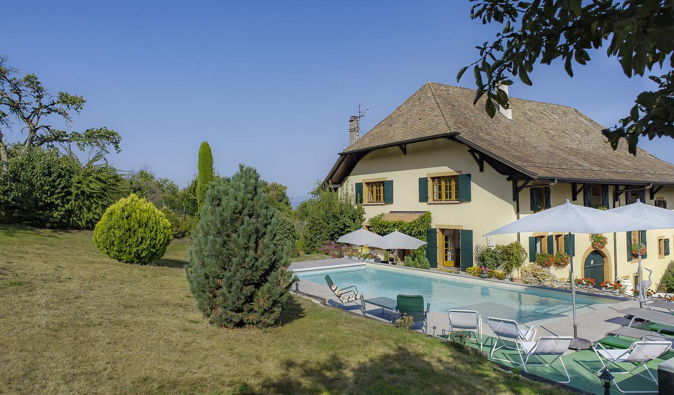 Maison avec piscine Maxilly-sur-Léman