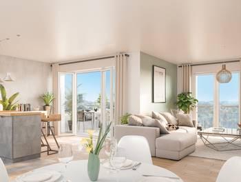 Appartement 4 pièces 74,22 m2
