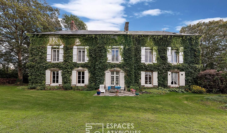 Maison avec terrasse Le Neubourg