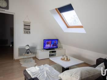 Appartement 4 pièces 51 m2