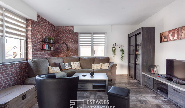 Apartment with terrace Illkirch-Graffenstaden