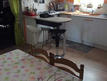 Appartement meublé 4 pièces 57 m2