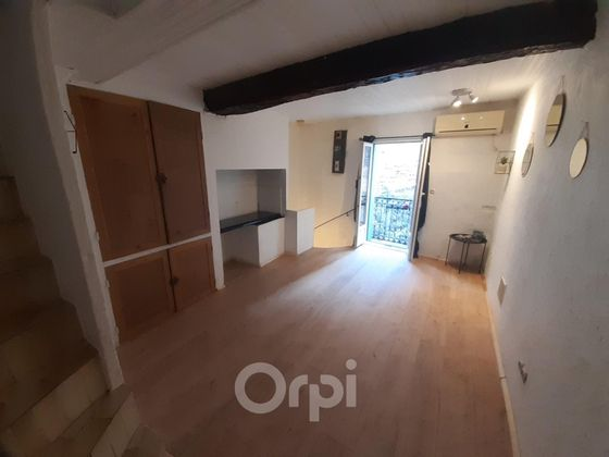 Vente maison 3 pièces 43,39 m2