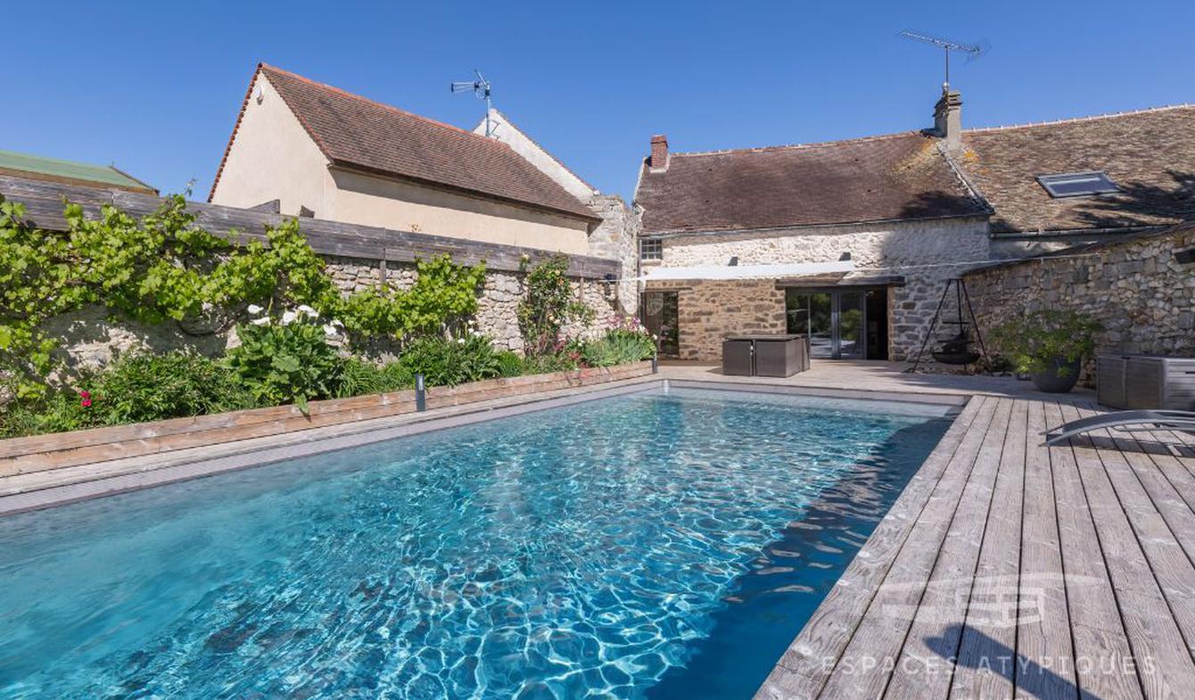 Maison avec terrasse Soisy-sur-Ecole