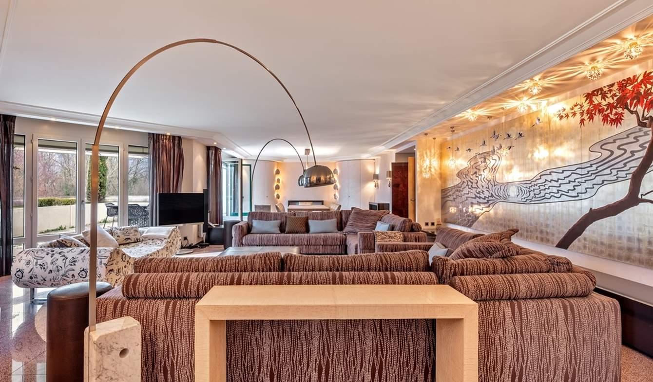 Appartement avec terrasse Genève