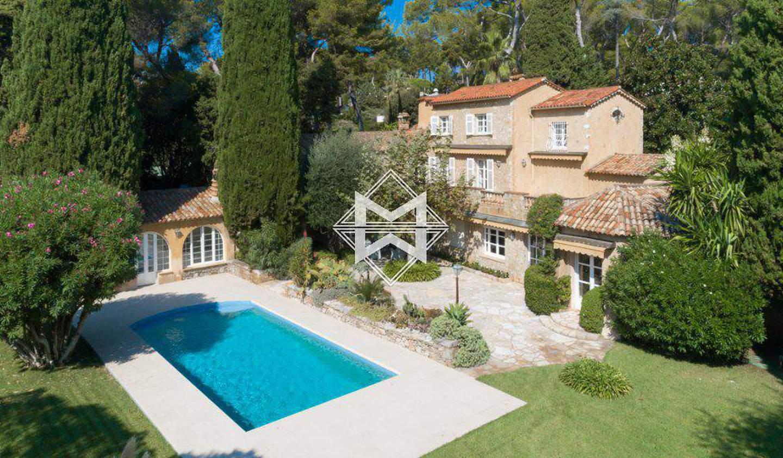 Villa avec piscine Antibes