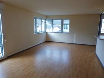 Appartement 3 pièces 75,35 m2