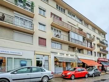 Appartement 3 pièces 58,85 m2