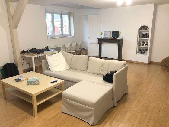 Location appartement 3 pièces 95 m2