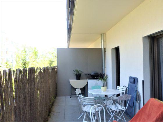 Vente appartement 4 pièces 81,15 m2