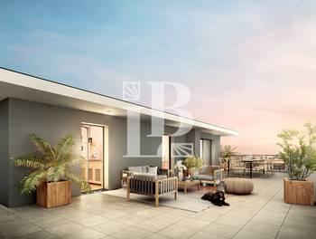 Appartement 4 pièces 90,86 m2