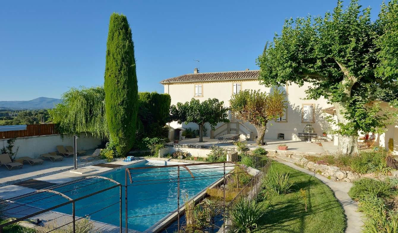 Maison avec piscine Valreas
