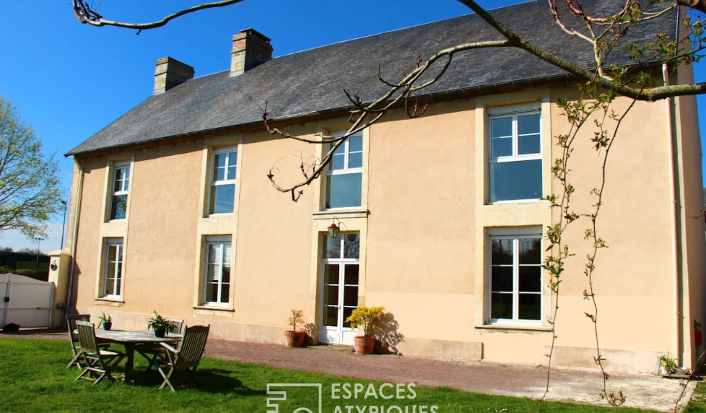 Maison avec terrasse Démouville