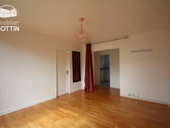 Appartement 4 pièces 62,44 m2