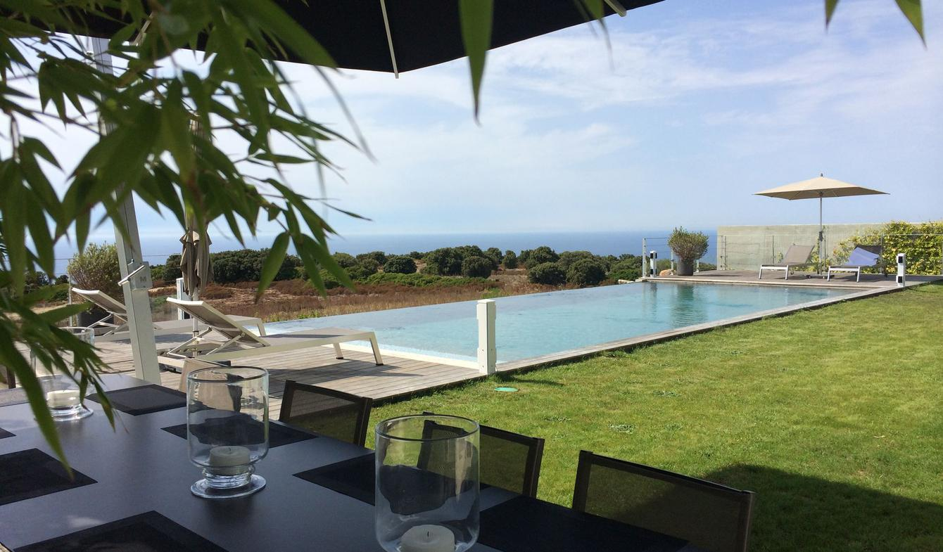 Maison avec piscine et jardin Calvi