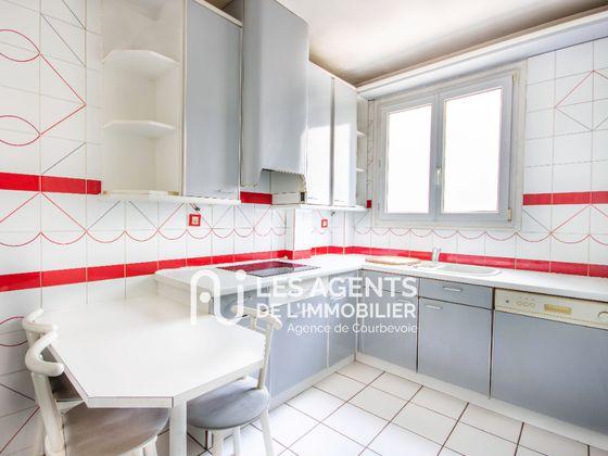 Vente appartement 2 pièces 55,02 m2