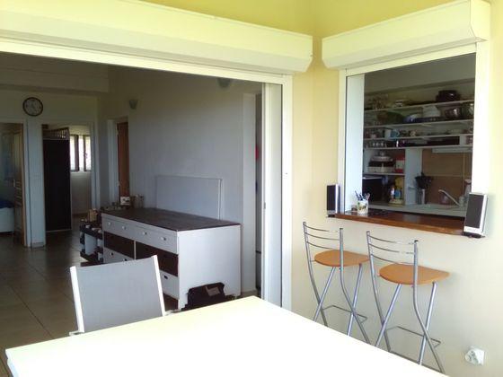 Vente duplex 4 pièces 81,8 m2
