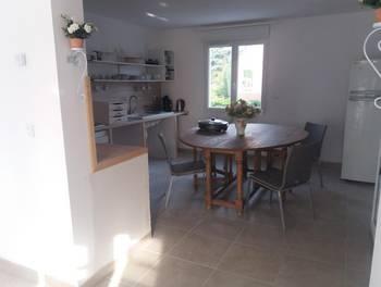 Maison meublée 3 pièces 80 m2