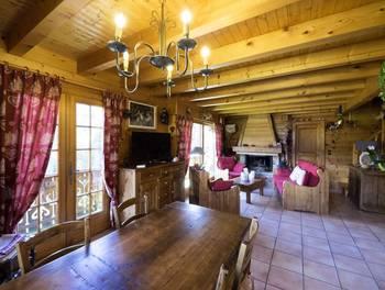 Chalet 6 pièces 110 m2