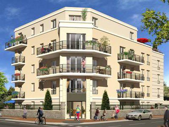 vente Appartement 3 pièces 60,77 m2 Dijon