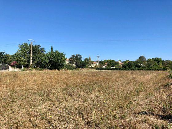 Vente terrain 1215 m2