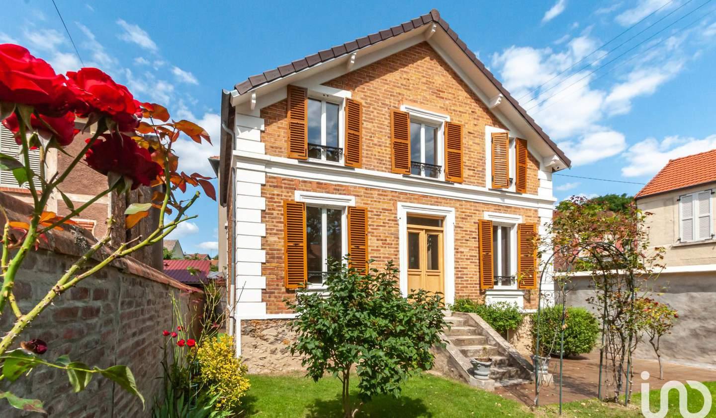 Maison avec terrasse Viroflay