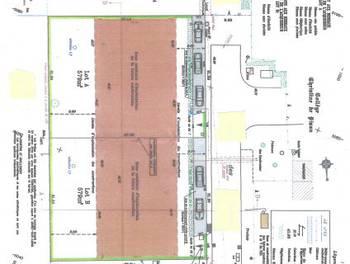 Terrain 600 m2