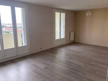 Appartement 4 pièces 80,97 m2
