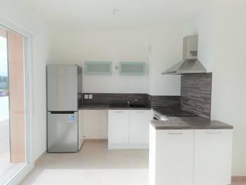 Appartement meublé 3 pièces 59,62 m2