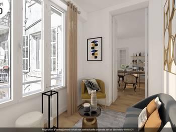 Appartement 3 pièces 82,8 m2