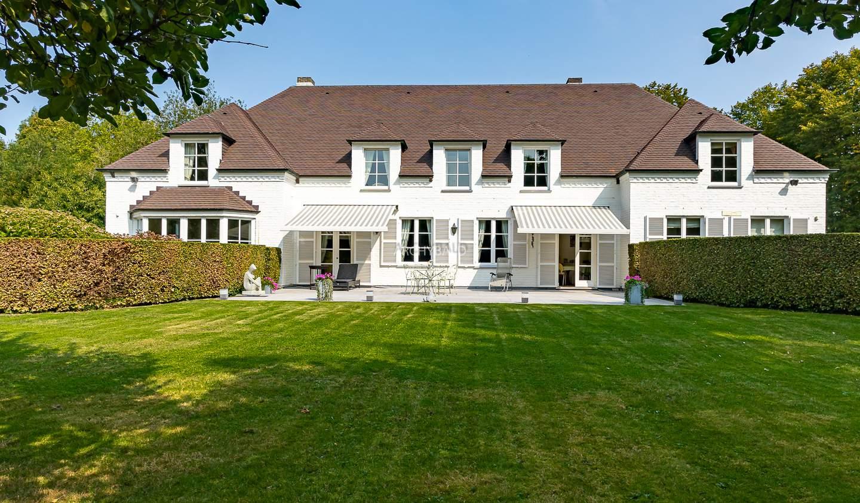 Villa avec jardin et terrasse Waterloo