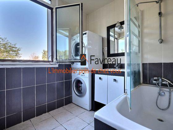 Vente appartement 3 pièces 56,86 m2