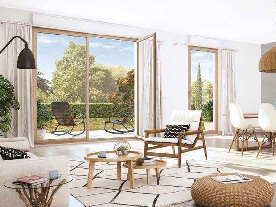 Vente appartement 3 pièces 60,69 m2