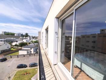 Appartement 5 pièces 90,82 m2