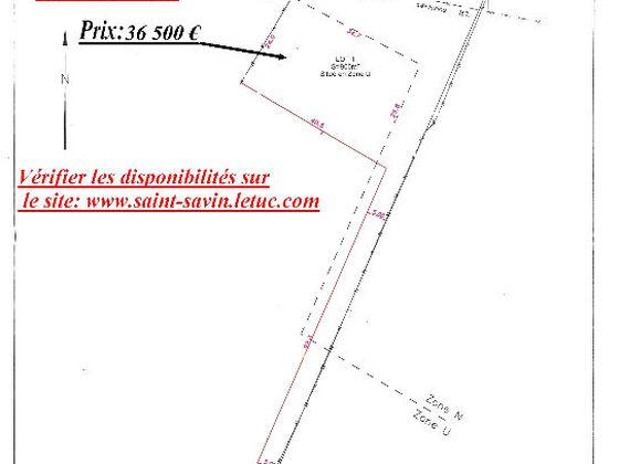 Vente terrain 22800 m2