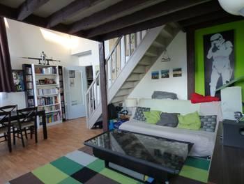 Appartement 2 pièces 49,36 m2