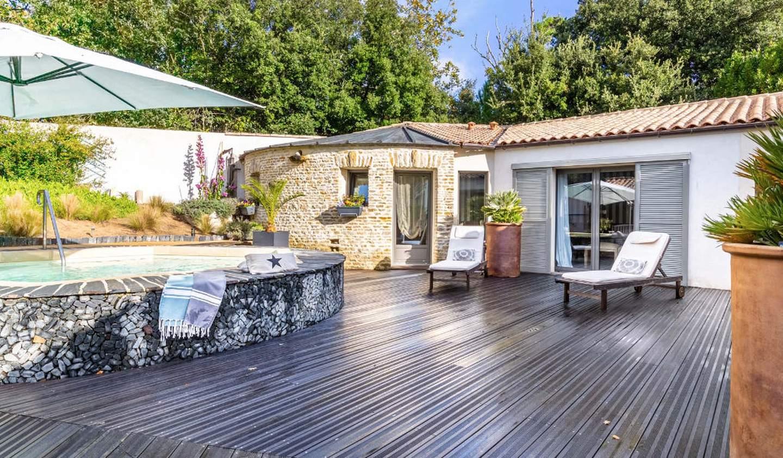 Maison avec piscine et terrasse Saint-Pierre-d'Oléron