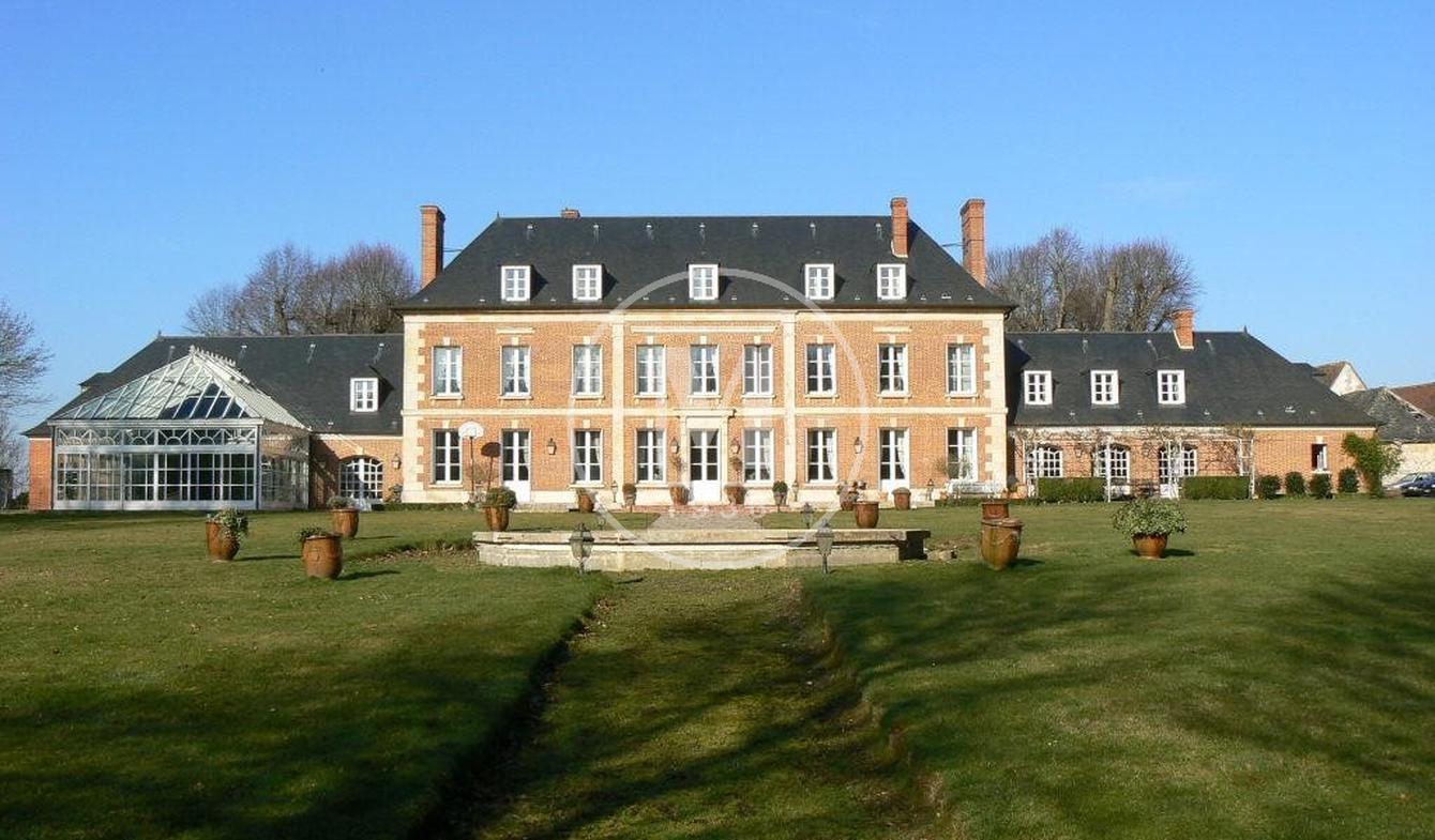 Castle Chaumont-en-Vexin