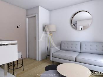 Appartement 2 pièces 22 m2