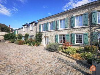 maison à Arcis-le-Ponsart (51)