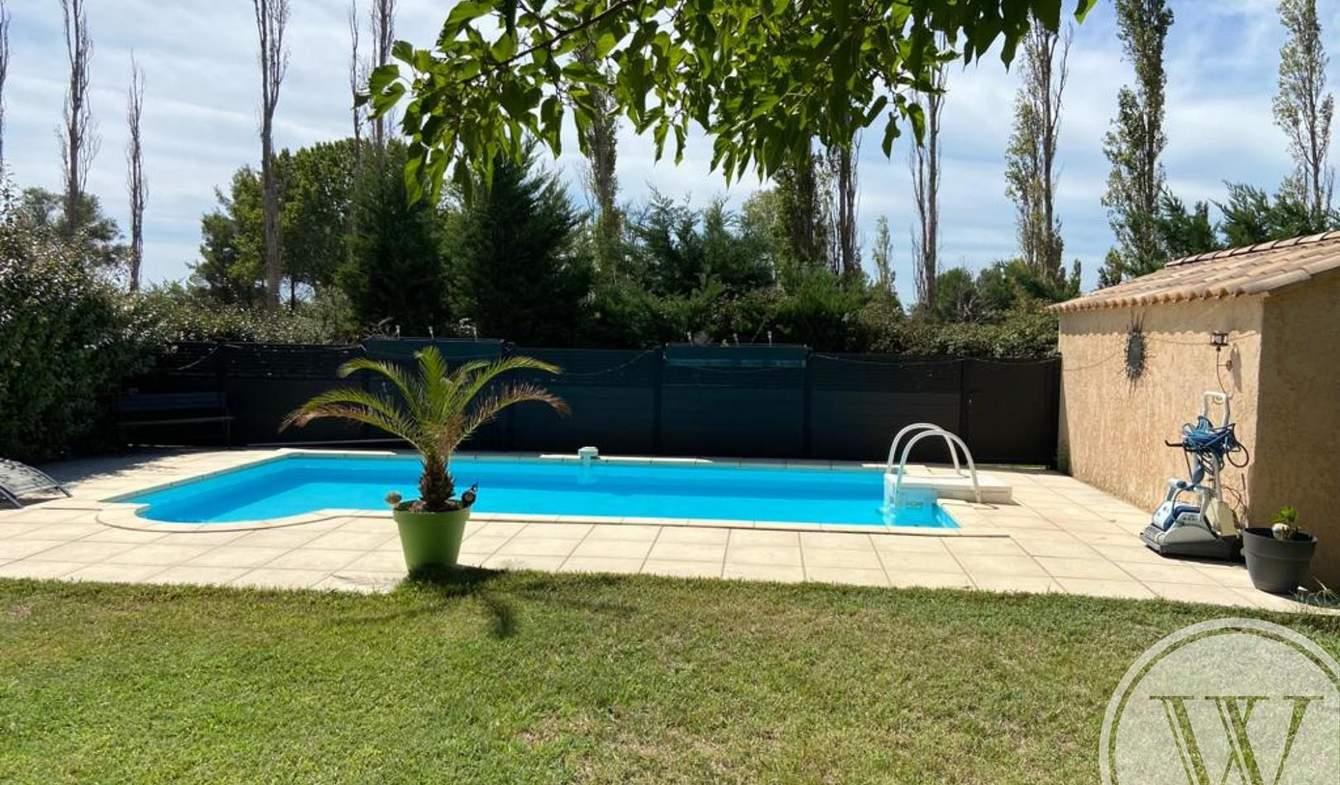 Maison avec piscine Vedène