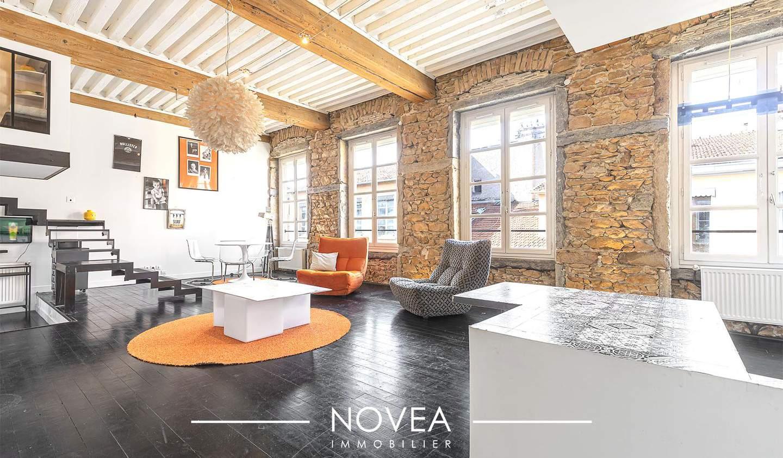 Appartement Lyon 4ème