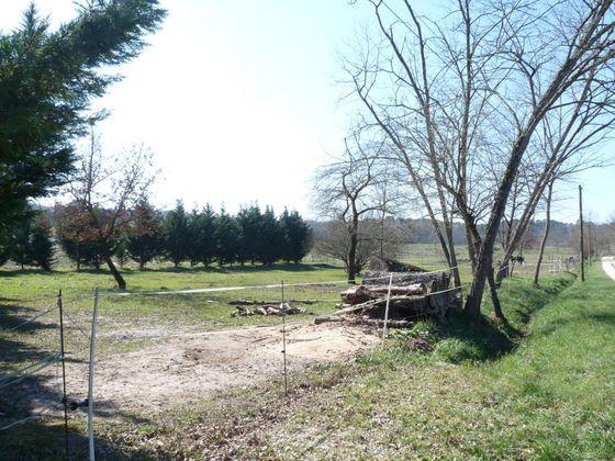 Vente terrain 2264 m2