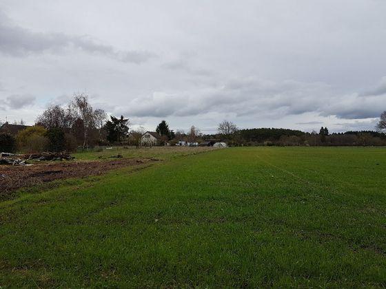 Vente terrain 594 m2