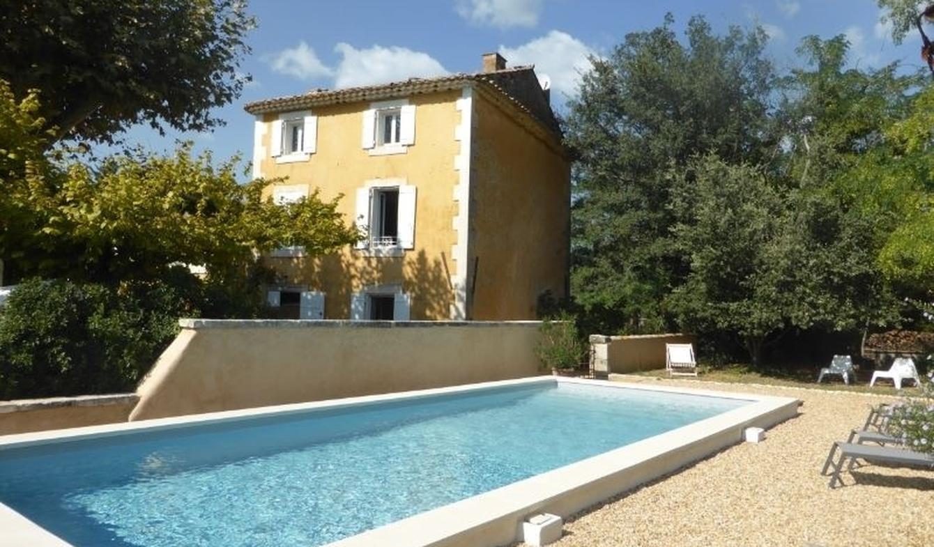 Maison avec piscine Gargas