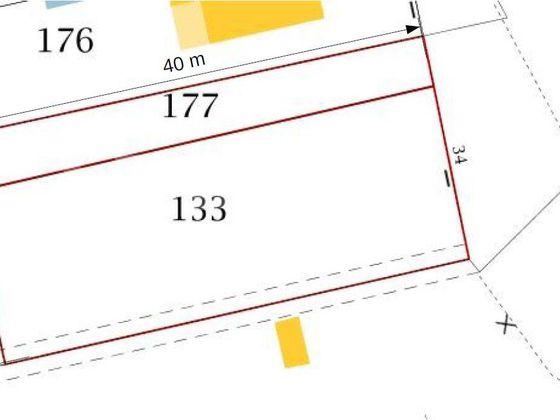 Vente terrain 788 m2